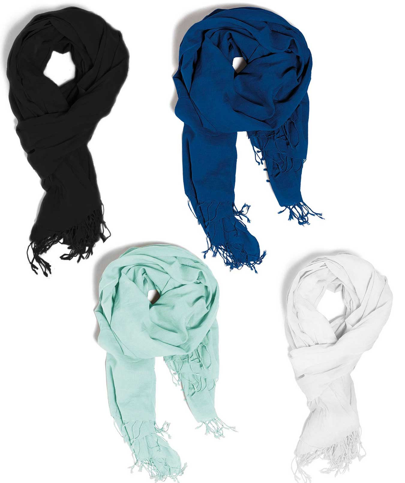 Shop Organic Cotton Scarves