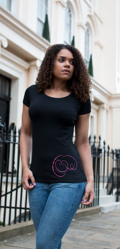 Women's Graphic Tee Range