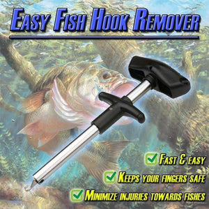 Last Day Promotion 55% OFF-Easy Fish Hook Remover