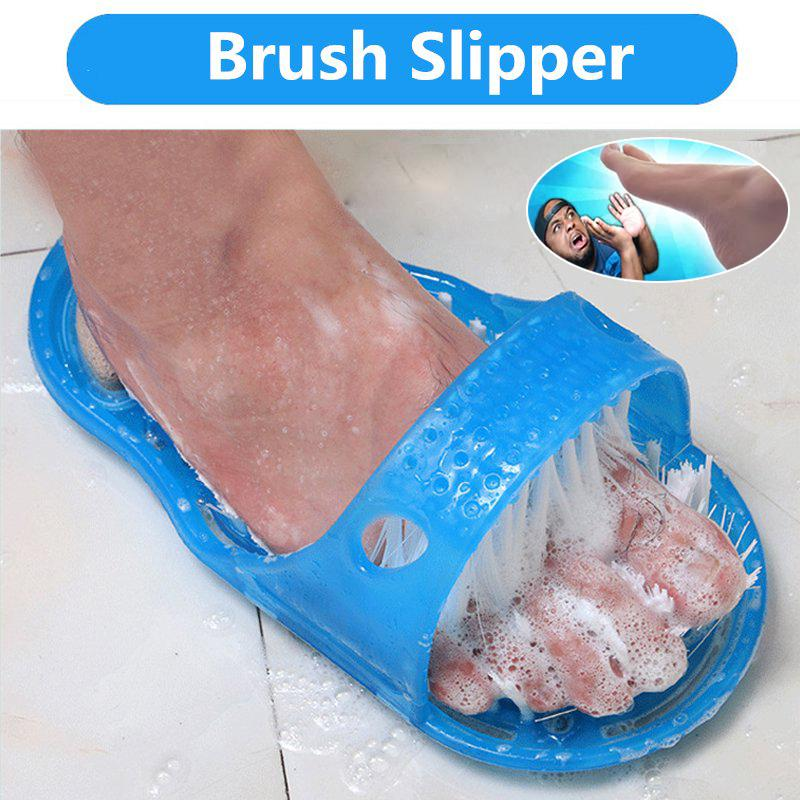 Shower Foot Scrubber | Wash Your Feet Without Bending | Easy Feet