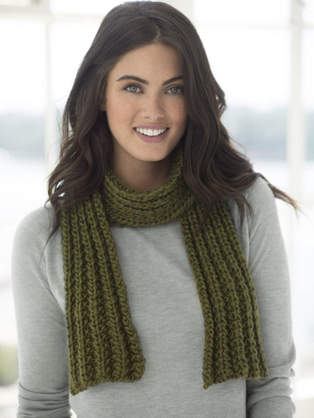 One & Done | Olive You Knit Scarf