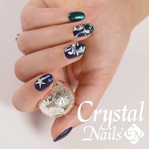 February 18, 2019. - Crystalac Salon Nail Art