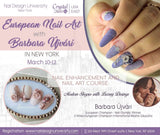 Barbara Ujvari- Luxury Nail Enhancement with Designs