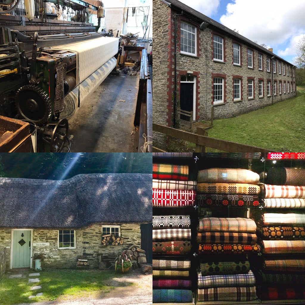 How did a small Welsh village lead a big industry?