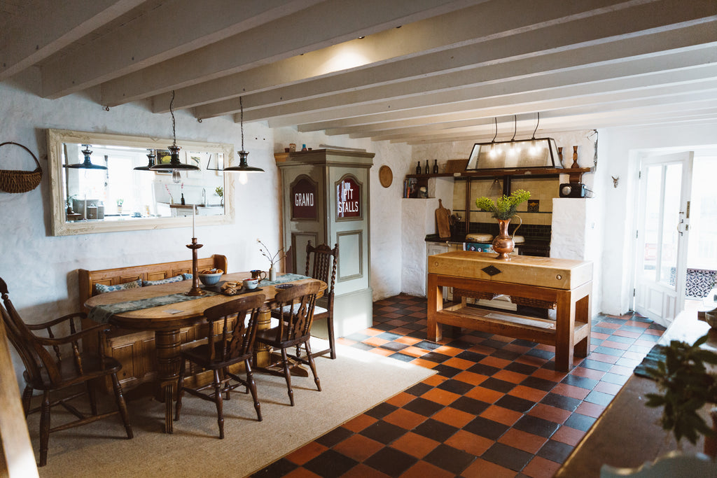 How to create a Welsh style interior