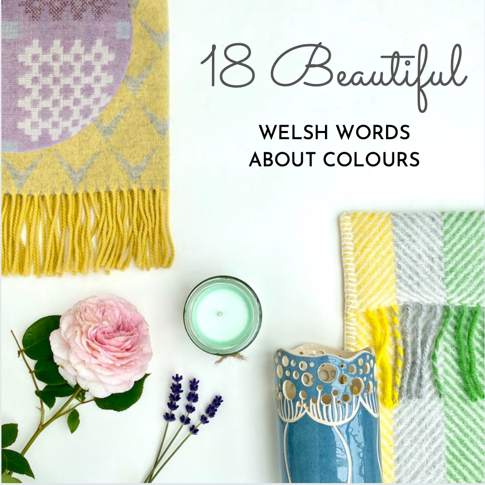The Welsh Language and Colours