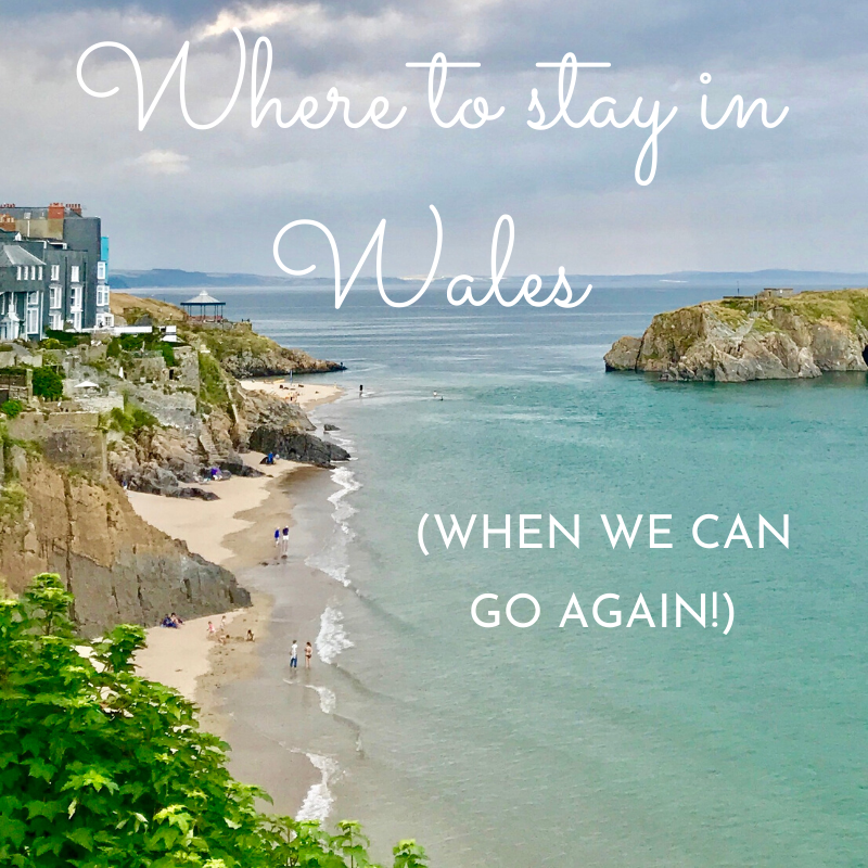 Where to stay in Wales