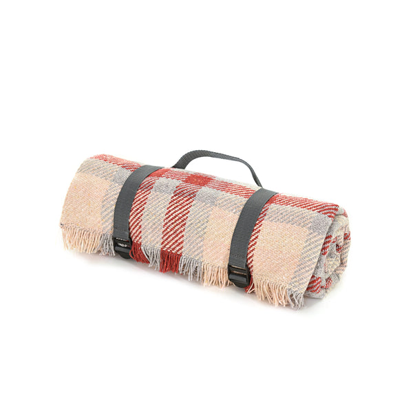 Recycled Wool Picnic Blanket - Crib Goch