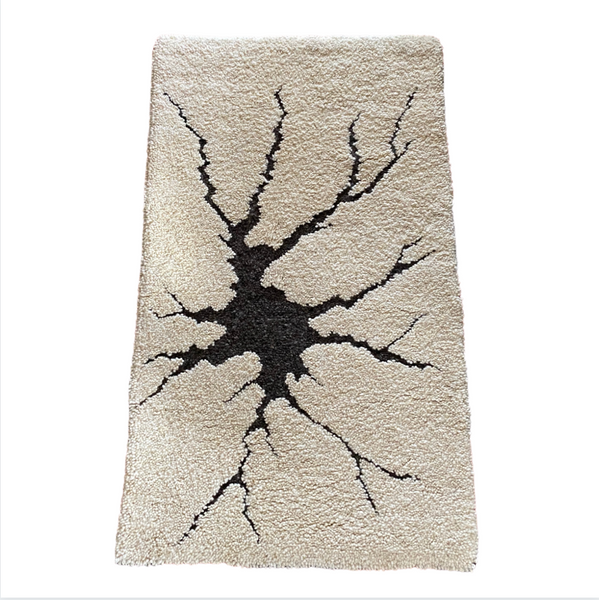 Soft Welsh Wool Rug