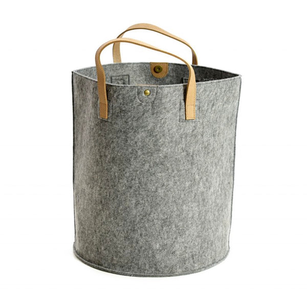 Welsh Felt Laundry Basket