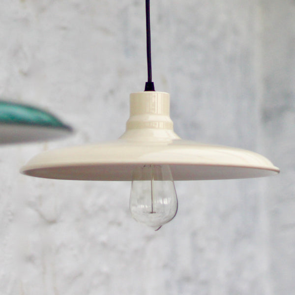 Rhyl Pendant Light - Cream