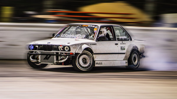 Featured Athletes: Dan & Doug Jakiela - 50 States of Drift