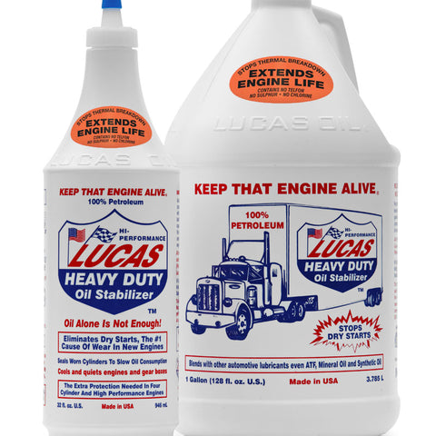 Heavy Duty Oil Stabilizer