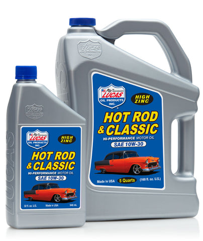 Hot Rod & Classic Car 10W-30 Motor Oil