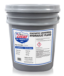 Synthetic Universal Hydraulic Fluid