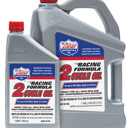 Racing Formula 2-Cycle Oil