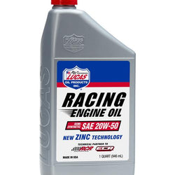 Semi-Synthetic SAE 20W-50 Racing Oil