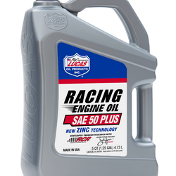 SAE 50 Plus Racing Oil