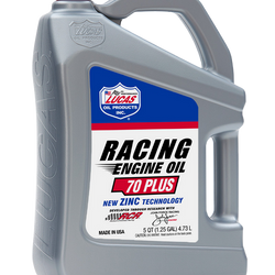SAE 70 Plus Racing Oil