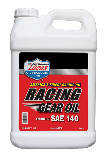 Racing Only Synthetic SAE 140 Gear Oil 2.5 Gal - Clearance
