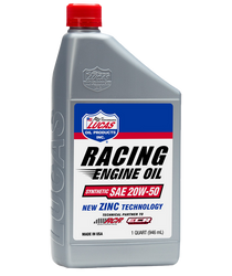 Synthetic SAE 20W-50 Racing Oil