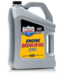 Engine Break-In Oil SAE 30