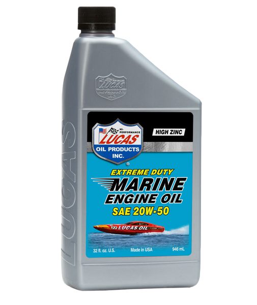 Extreme Duty Marine Engine Oil SAE 20W-50