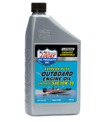 Outboard Engine Oil Synthetic SAE 10W-30