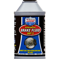 Synthetic DOT 3 Brake Fluid