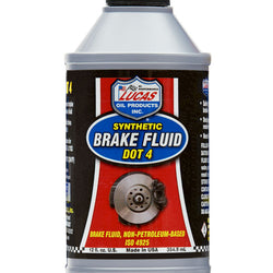 Synthetic DOT 4 Brake Fluid