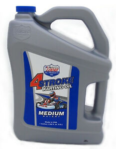 4 Stroke Karting Oil Gallon - Clearance