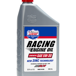 Synthetic SAE 5W-30 Racing Oil