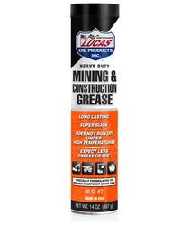 Heavy Duty Mining & Construction Grease