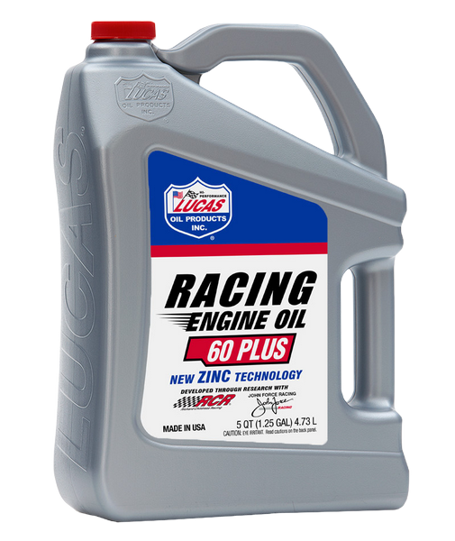 SAE 60 Plus Racing Oil