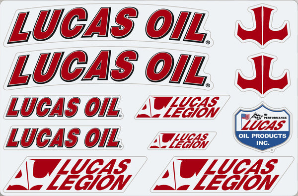 Lucas Legion Decal Kit