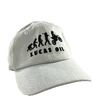 Jean Lucas Oil Evolution Dad Hat