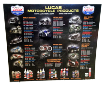 Counter Mat Motorcycle Oils