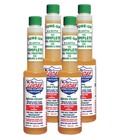 Fuel Treatment 4-pack