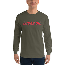 Long Sleeve Lucas Oil T-Shirt