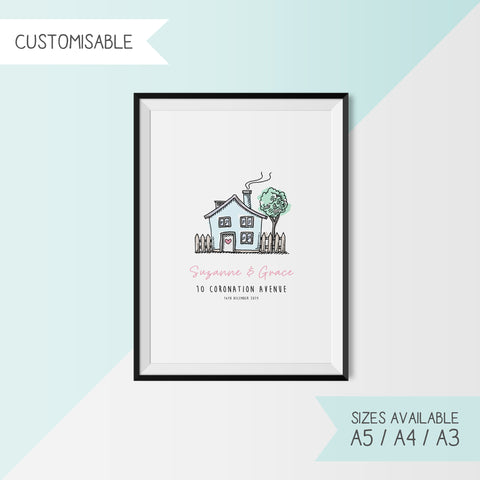 HOME - CUSTOMISABLE