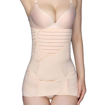 the-waist-trainer-store-3 Pieces/Set Maternity Postnatal bandage After Pregnancy Belt-1