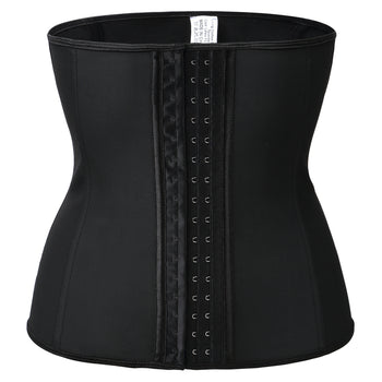 the-waist-trainer-store High Compress Latex Waist Trainer Waist Corsets Hot Shapers Waist  1
