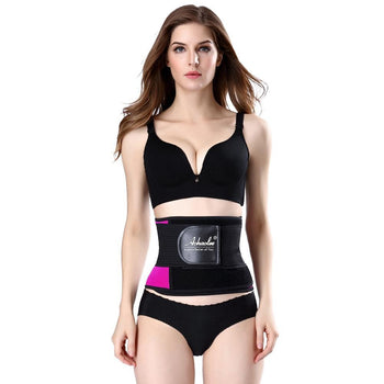 the-waist-trainer-store Hot Shapers Latex Waist Trainer Corset Body Shaper Xtreme Power Belts  1
