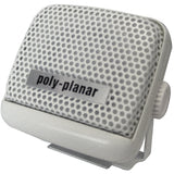 Poly-Planar VHF Extension Speaker - 8W Surface Mount - (Single) White