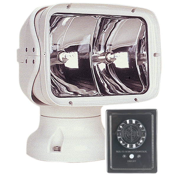 ACR RCL-75 Searchlight w/Point Pad™ - 180,000 Candella - 12V