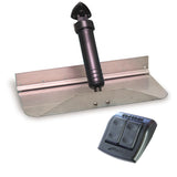 "Bennett Trim Tab Kit 12"" x 9"" w/Euro Rocker Switch"