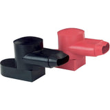 Blue Sea 4001 Red/Black Pair Rotating CableCaps