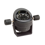 Ritchie HB-845 Helmsman Steel Boat Compass - Bracket Mount - Black