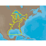 C-MAP MAX NA-M023 - U.S. Gulf Coast & Inland Rivers - SD™ Card