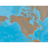 C-MAP MAX NA-M033 - ATL Coast Gulf & Caribbean - SD™ Card